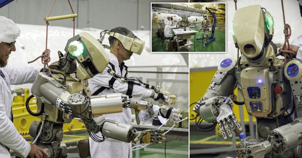 Fyodor Robot's Alcohol Effect on Astronauts