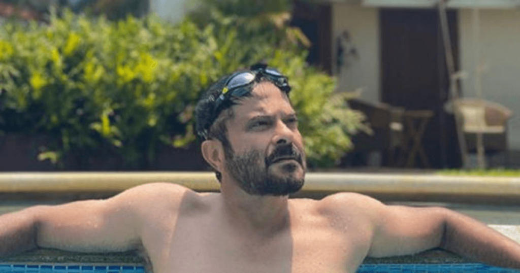 Anil Kapoor Posting Health Goals And Physical Fitness