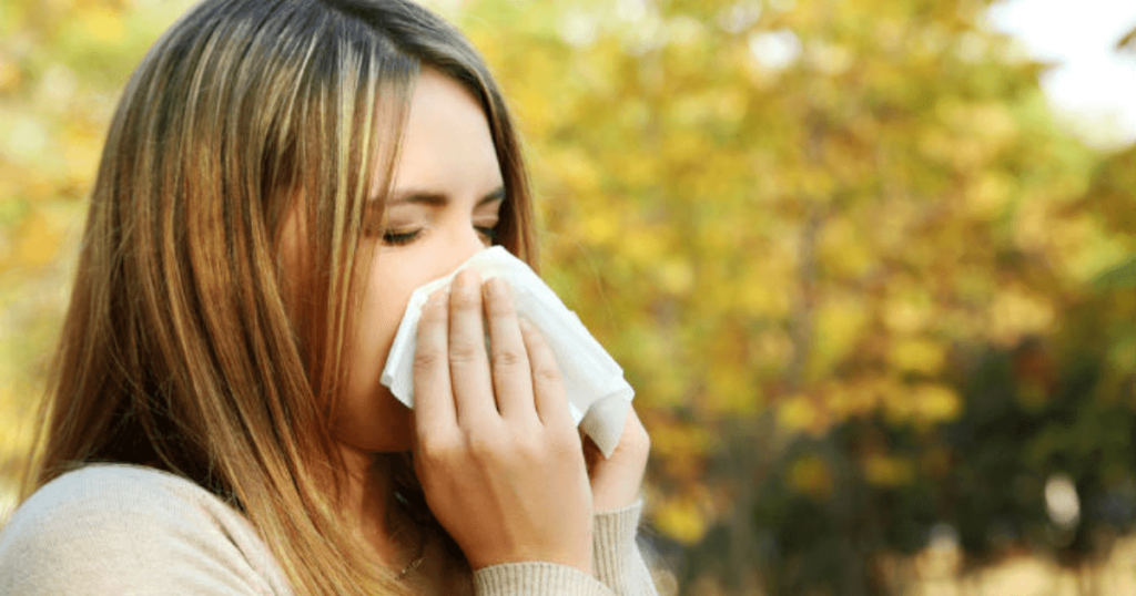Natural Treatment On Seasonal For Allergies, Flu, Causes