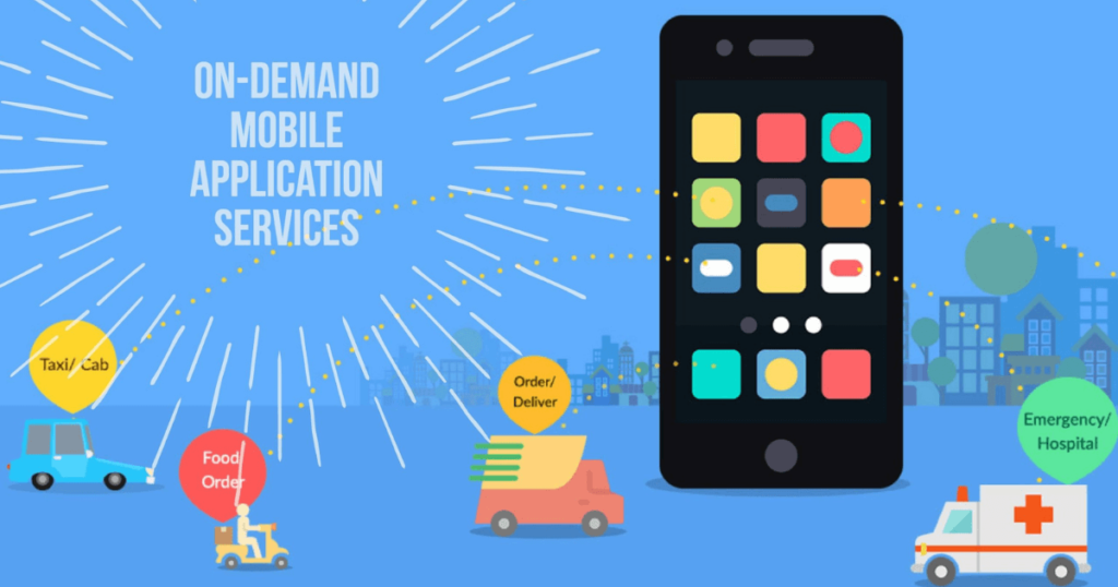Redefine Your Business Services With On-Demand Mobile App Development