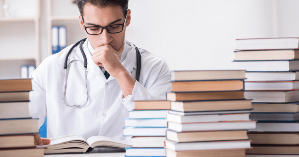 A Medical Student Need To Study Hard For Admission In A Highly Ranked Med School