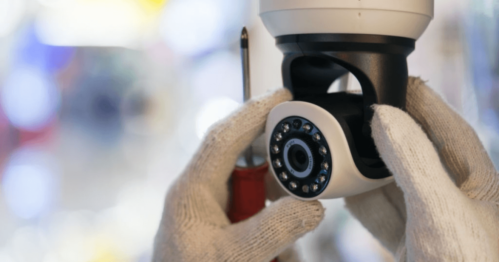 What are the Most Common Errors with CCTV Installation?