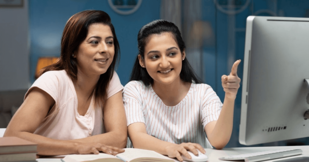 Preparation of Entrance Tests through Online Coaching