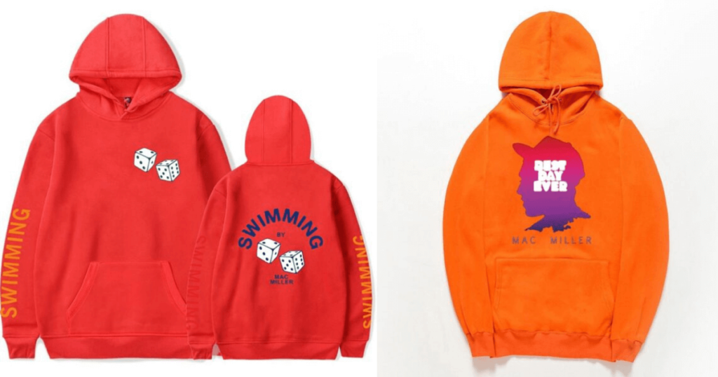 Where to Buy Official Shop Mac Miller Hoodie and Hats