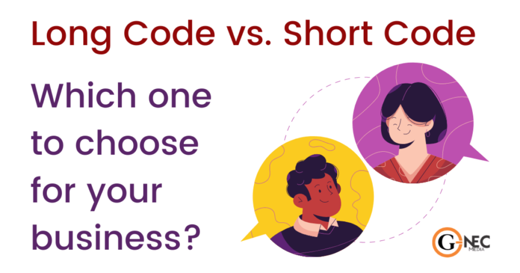 Long code vs. Short code: what's the best bulk SMS service for your brand?