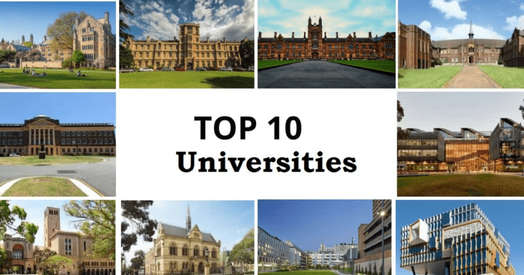 Top 10 University You Have Seen In Movies