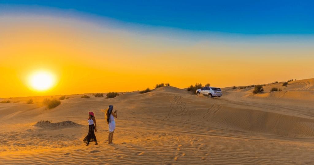Evening Desert Safari –A Perfect Tour For Adventurists