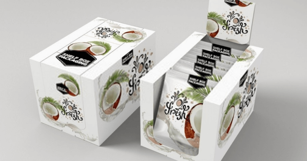 Styles of Wholesale Display Packaging Boxes for Online Pastries Sellers