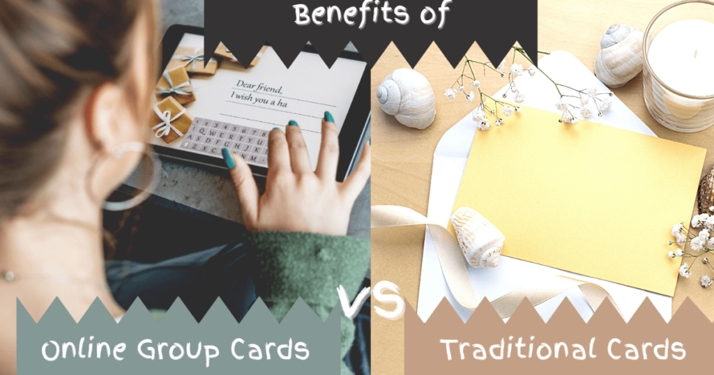 The Benefits of Online Group Cards vs Traditional Cards